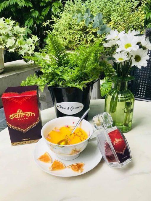 saffron salam