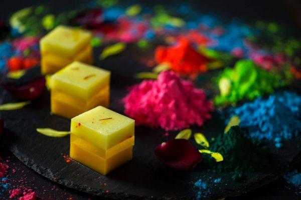 cách dùng saffron làm thạch rau câu