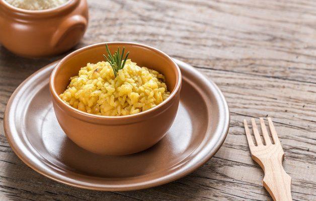 cách sử dụng saffron nấu cơm