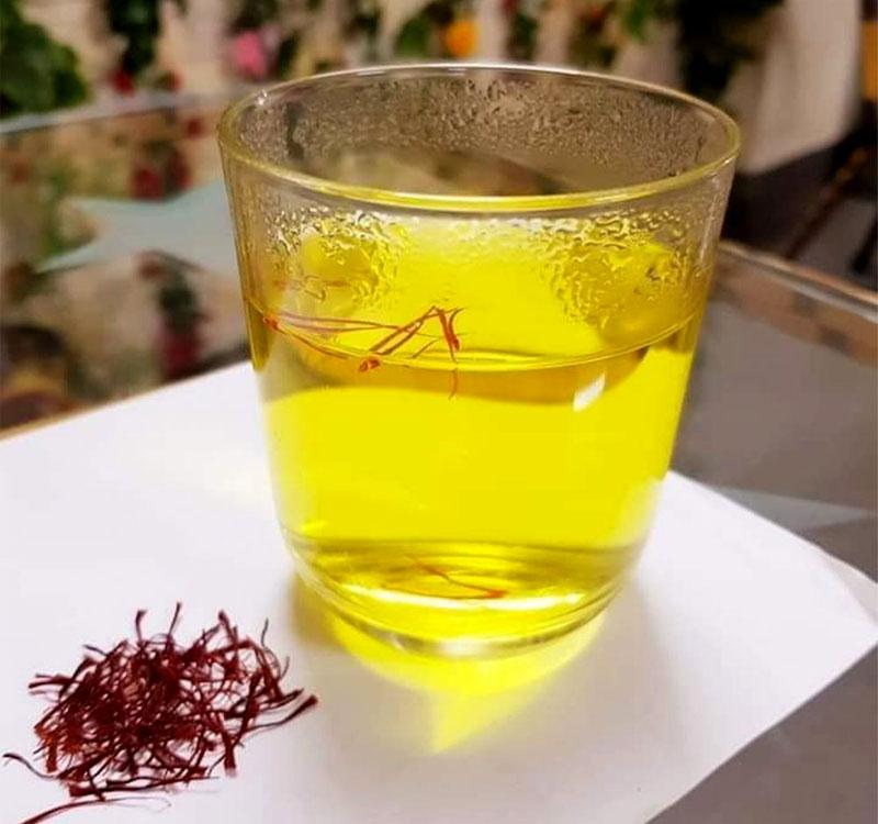 Cách dùng Saffron cải thiện trầm cảm hiệu quả