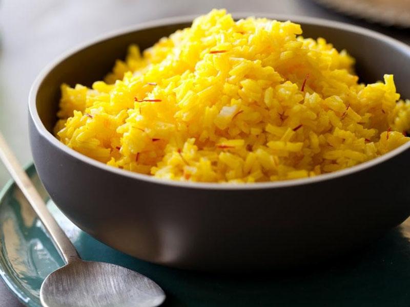 Dùng Saffron như một loại gia vị