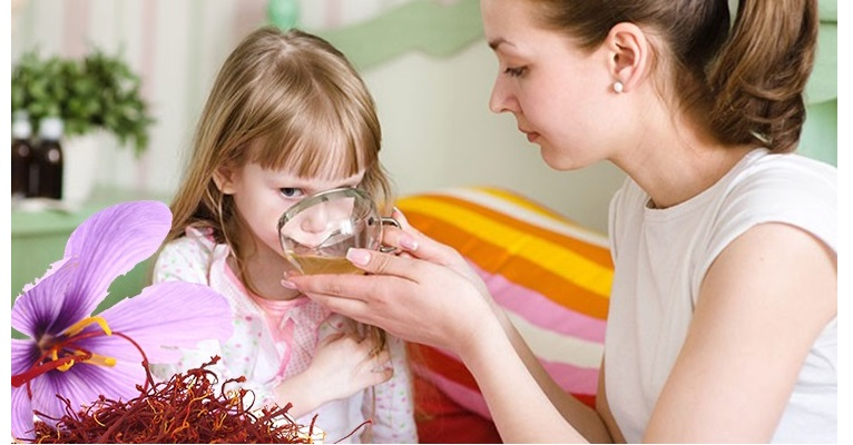 Trẻ em uống Saffron được không? Những điều cần lưu ý