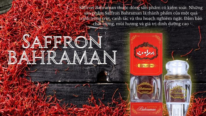 Saffron bahraman nổi tiếng