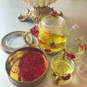 Cách dùng trà Nhụy hoa nghệ tây hiệu quả nhất