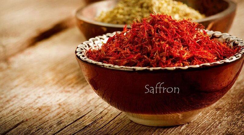 Nhụy hoa nghệ tây saffron để được bao lâu