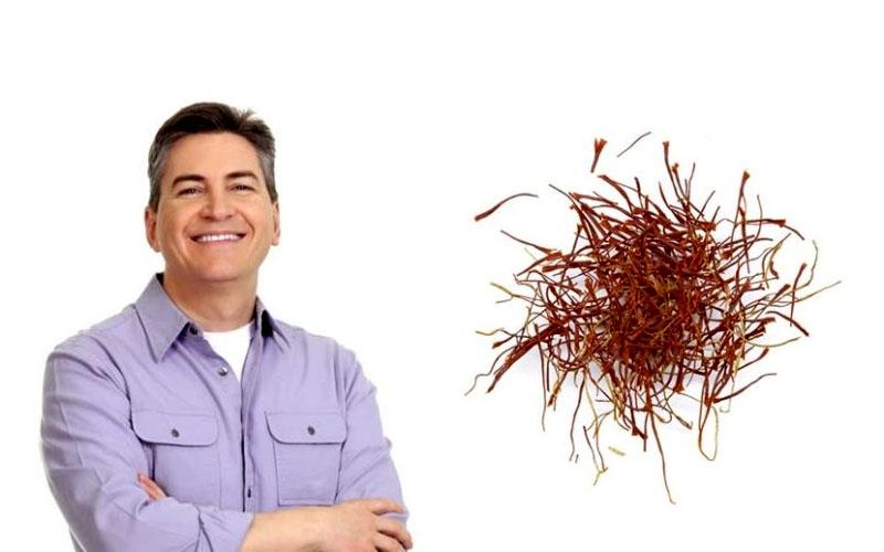 Saffron tăng cường sức khỏe tim mạch nam giới