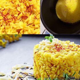 Cách Nấu Cơm Với Saffron Siêu Ngon Độc Lạ