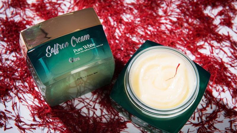Kem Saffron Cream Tinh Chất Nhụy Hoa Nghệ Tây