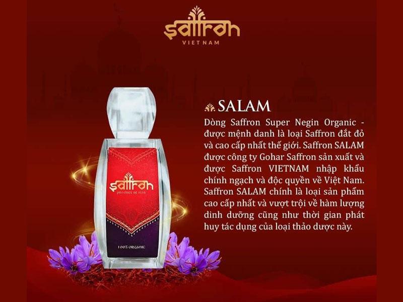 [Review] Mua saffron ở đâu? Top 4 Shop Bán Nhụy Hoa Nghệ Tây Uy Tín Nhất Việt Nam
