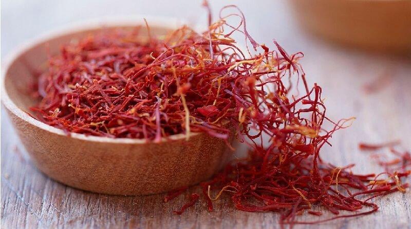 Thành phần chính của saffron